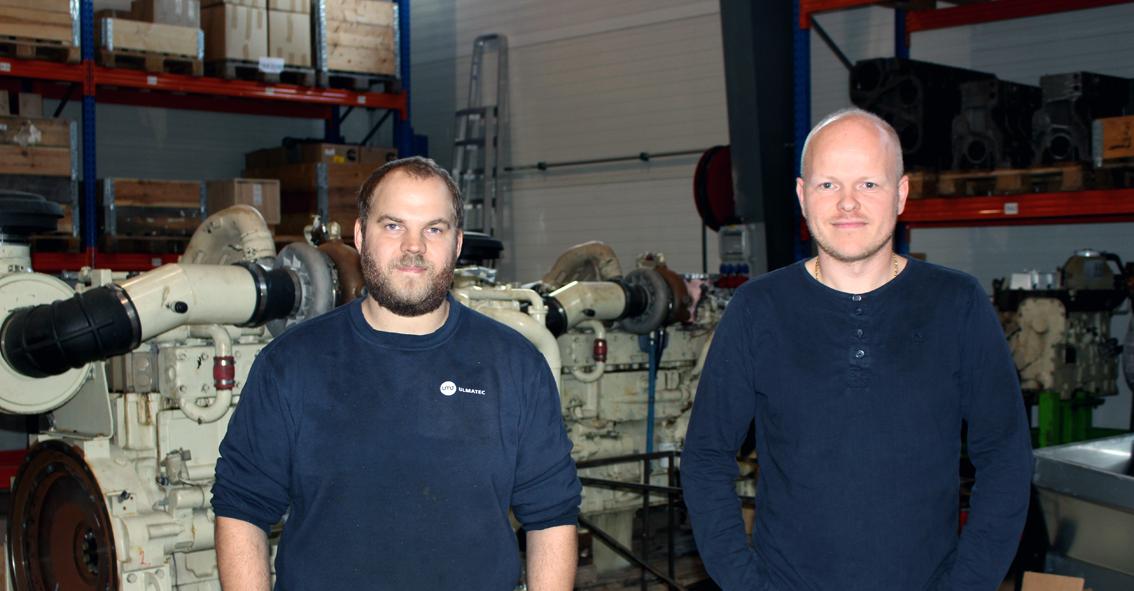 Nye rekrutteringer til Ulmatec Skipsservice
