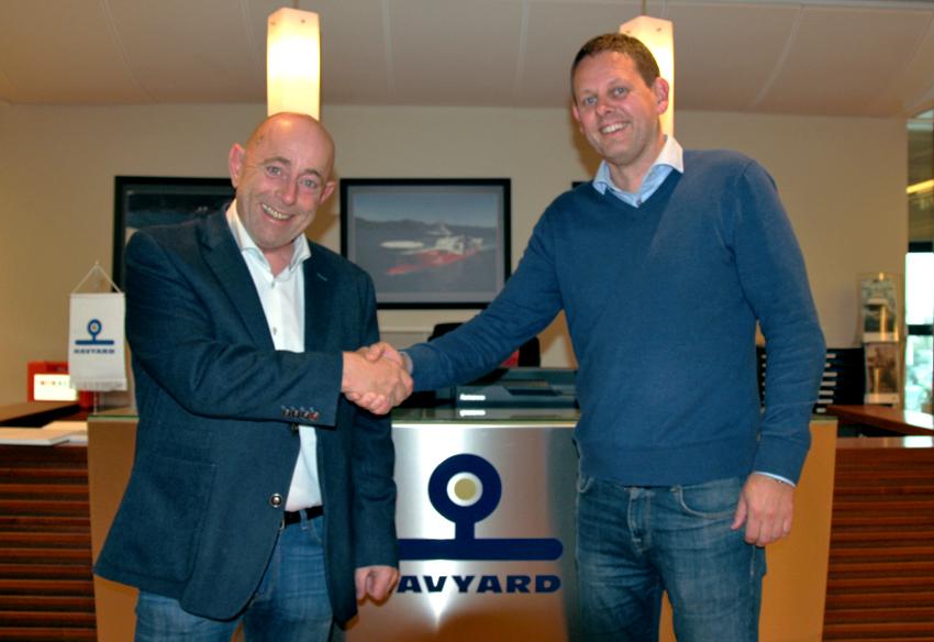 Rekrutteringsavtale mellom Verto og Havyard