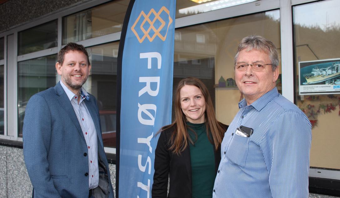 Ny økonomisjef til Frøystad AS